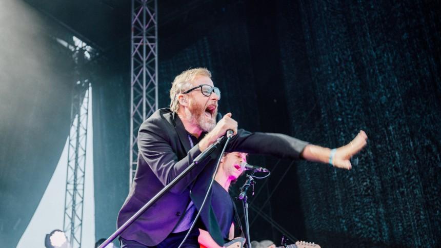 Beskedet: The National-konserten i Sverige flyttas