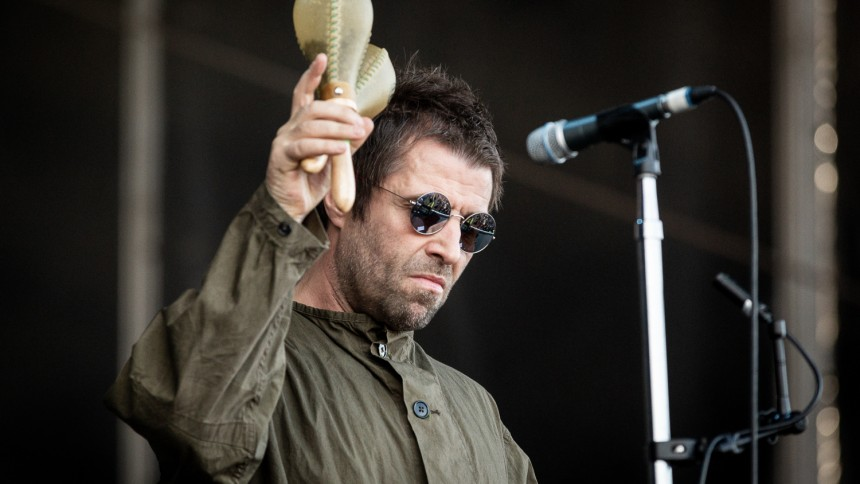 Liam Gallagher tokdissar Radiohead