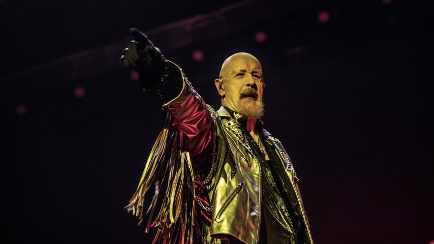 Judas Priest till Sverige för 2 spelningar