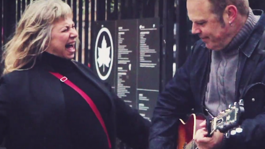PREMIÄR: Stina Wollter hyllar en sann ikon