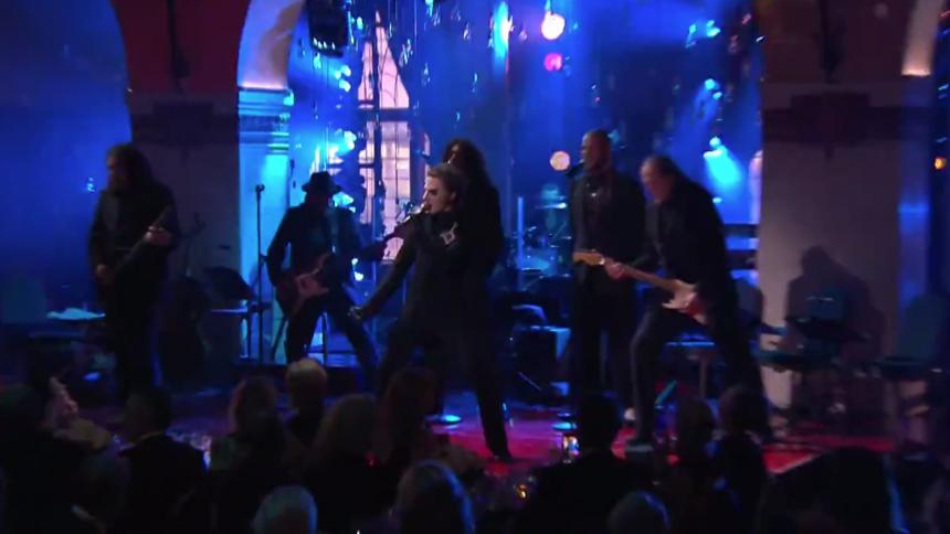 Ghosts Metallica-hyllning – en världsnyhet