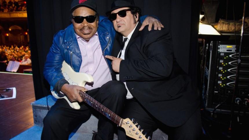"Bluesgitarristen Matt ""Guitar"" Murphy är död"