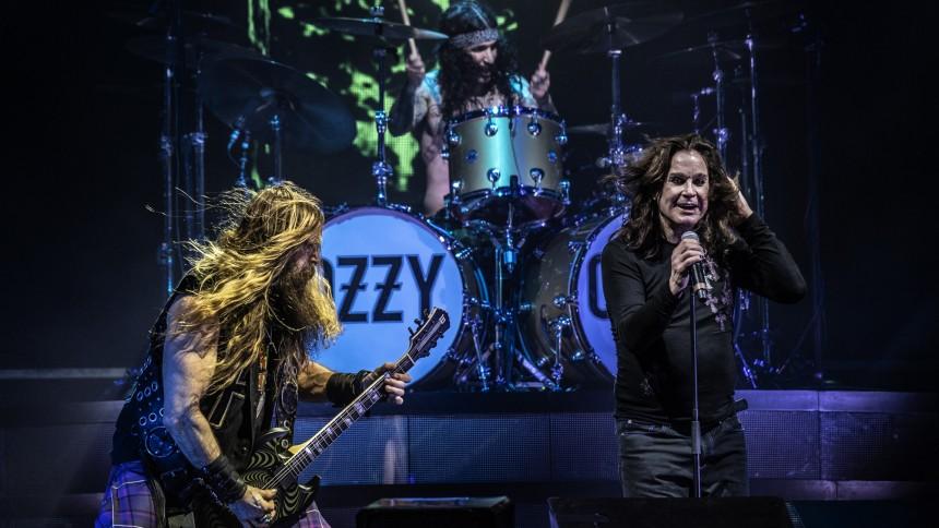Ozzy Osbourne, Platinumbiljetter - NYTT DATUM