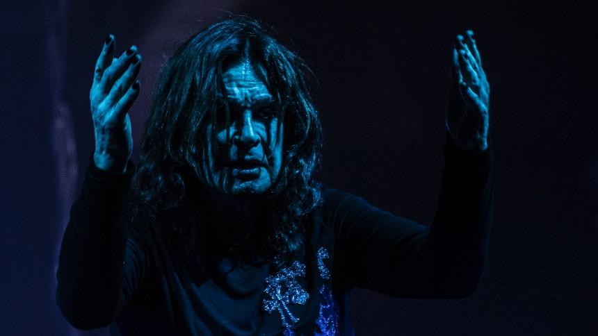 Ozzy Osbourne ställer in hela Europaturnén