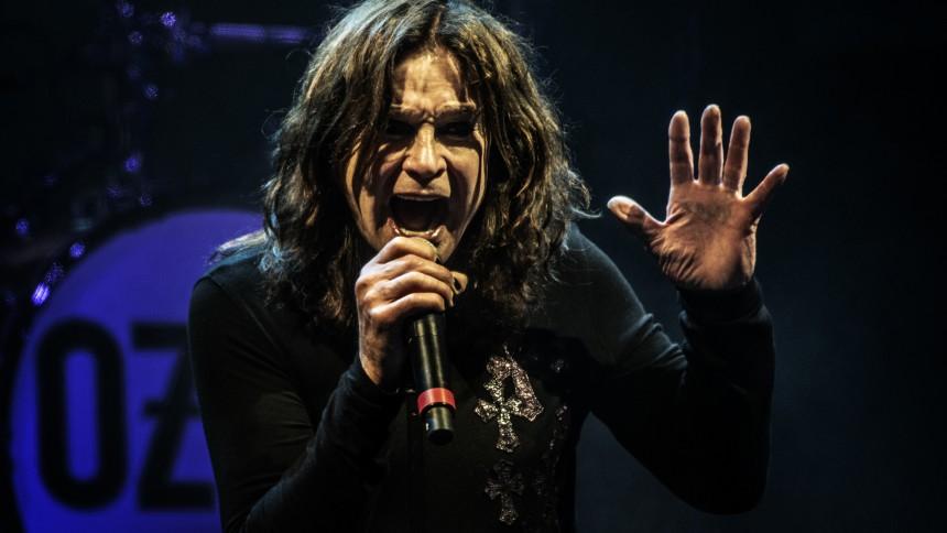 Ozzy Osbourne talar ut om sin hjärnsjukdom