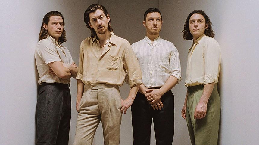 Arctic Monkeys släpper album – alla intäkter går till välgörenhet