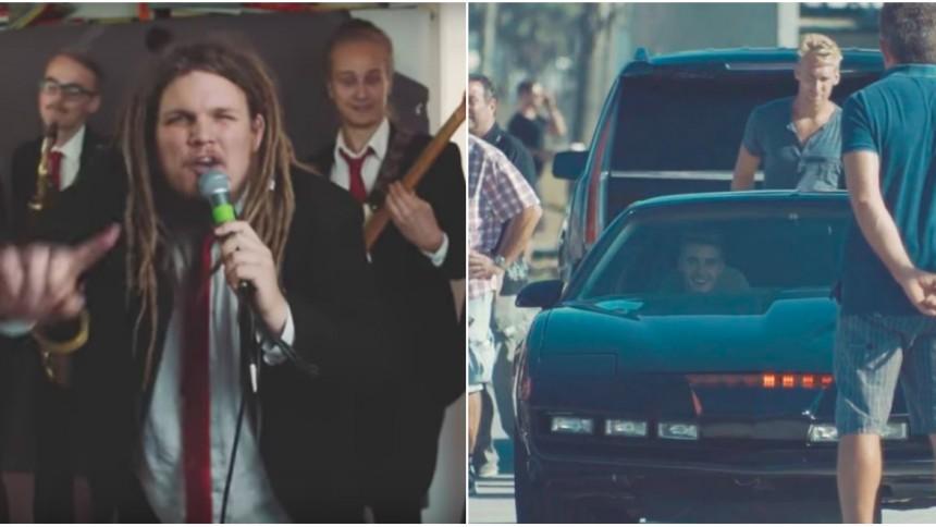 """PREMIÄR: Partiet smygfilmade Justin Bieber – """"hoppas på att bli stämda!"""""""