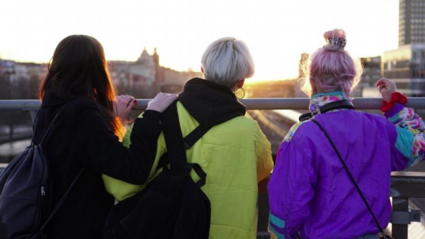 Separatistiskt musikkollektiv uppmärksammas – se kort dokumentär