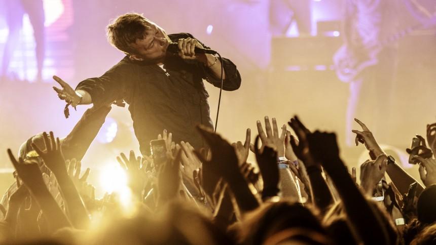 Gorillaz tar jubileumsshow till Skandinavien