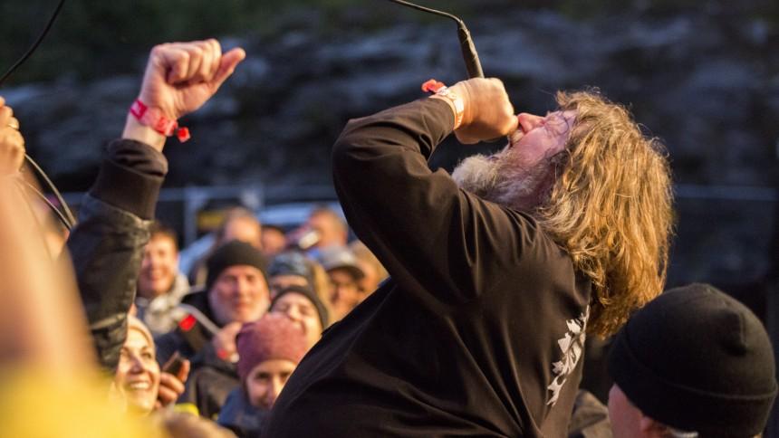 "Ebbot Lundberg gör ""kosmiska konserter"" med storband"