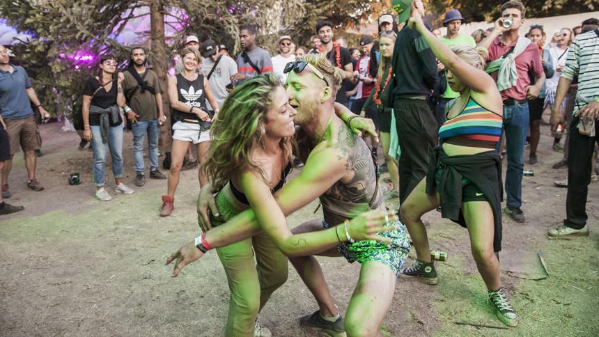 MEST LÄST:  Stor spridning av herpes på årets Coachella