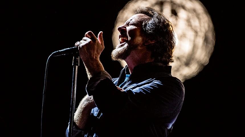 Pearl Jam samlade in över 100 miljoner