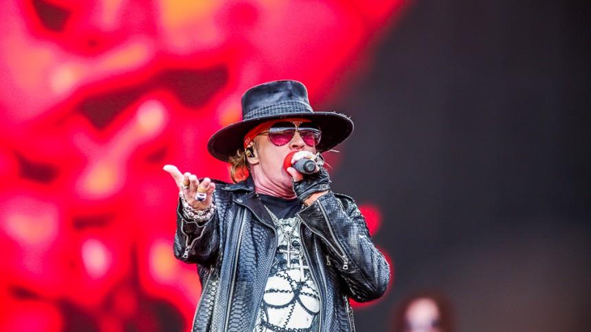 Kommer Guns N' Roses släppa ny musik?