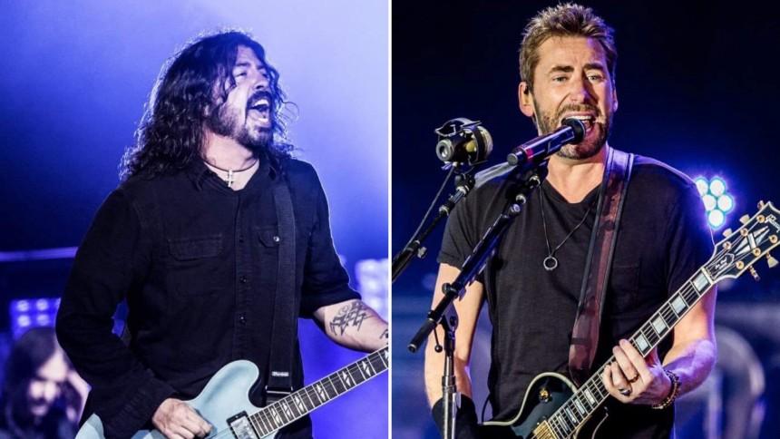 Kampanj vill återförena Nirvana – med Nickelbacks frontman
