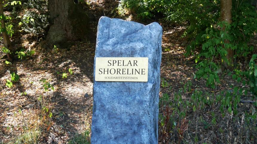 Shoreline-sten adopterad av popklubb