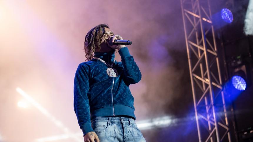 Rapstjärnan ställer in Sverigespelning – gripen i Danmark