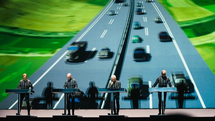 Kraftwerk till Sverige med 3D-show