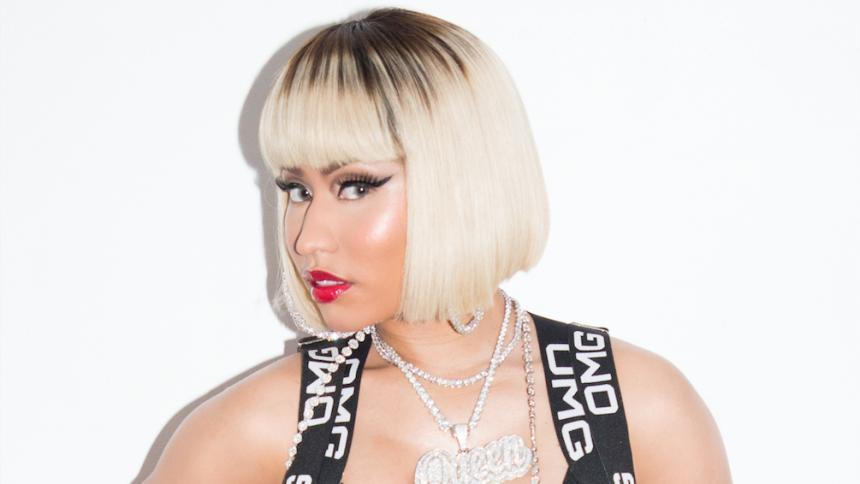 Nicki Minaj Ålder