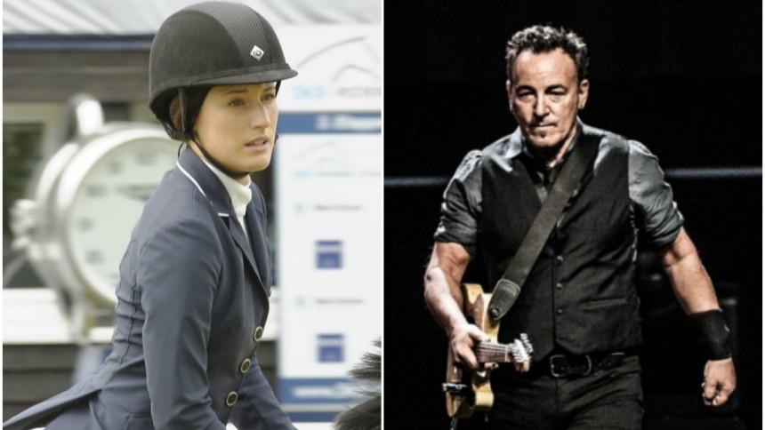 Springsteens dotter köper svensk häst