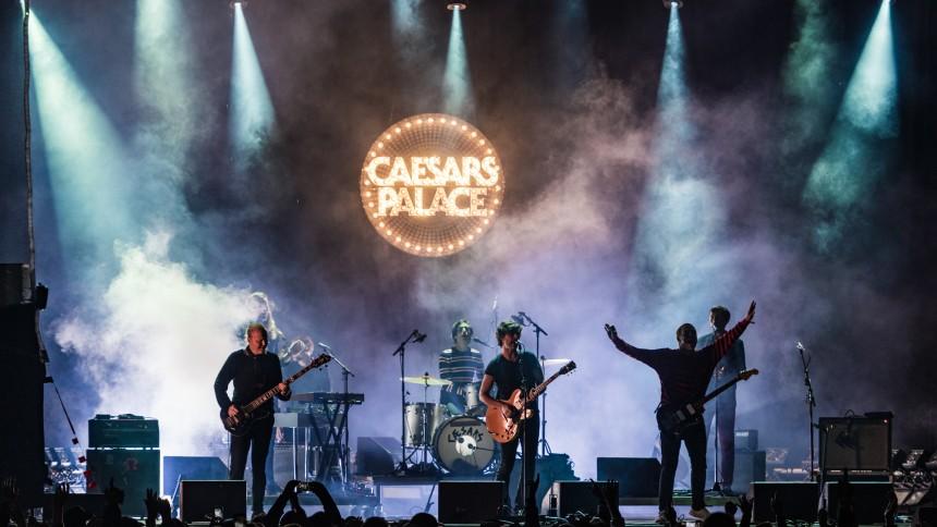 Efter succé-återföreningen – Caesars drar på Sverigeturné