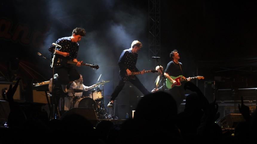 Se och lär, Arctic Monkeys!