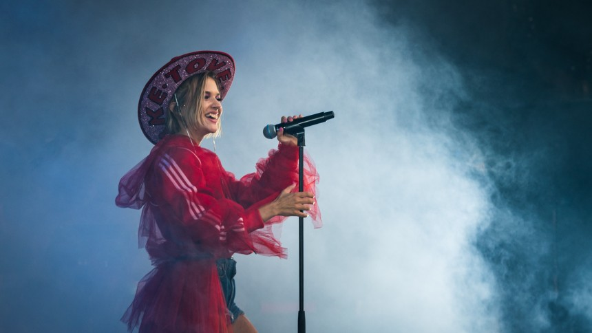 """""""Jag har ju blivit vansinnig nu när jag öppnat både för Lorde och Katy Perry"""""""