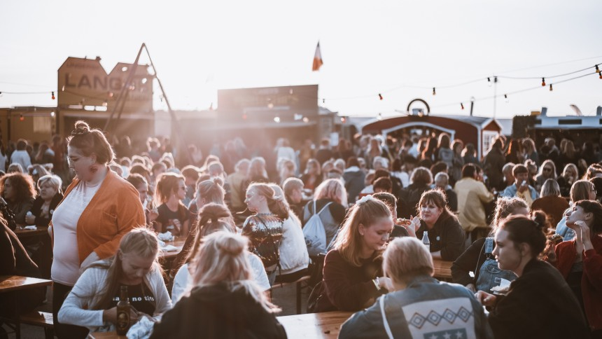 Statement Festival vill kompensera Sverigedemokrat