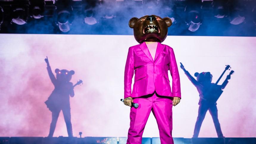 """Teddybears: """"Vi fick en riktigt stor idiot till fransman på halsen"""""""