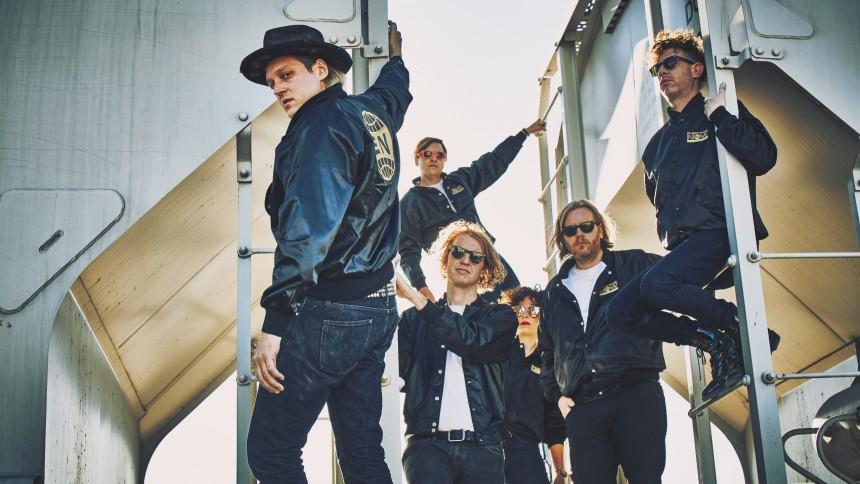 Arcade Fire spelar in nytt album