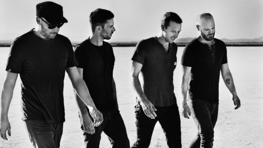 Coldplay kommer INTE till Sverige