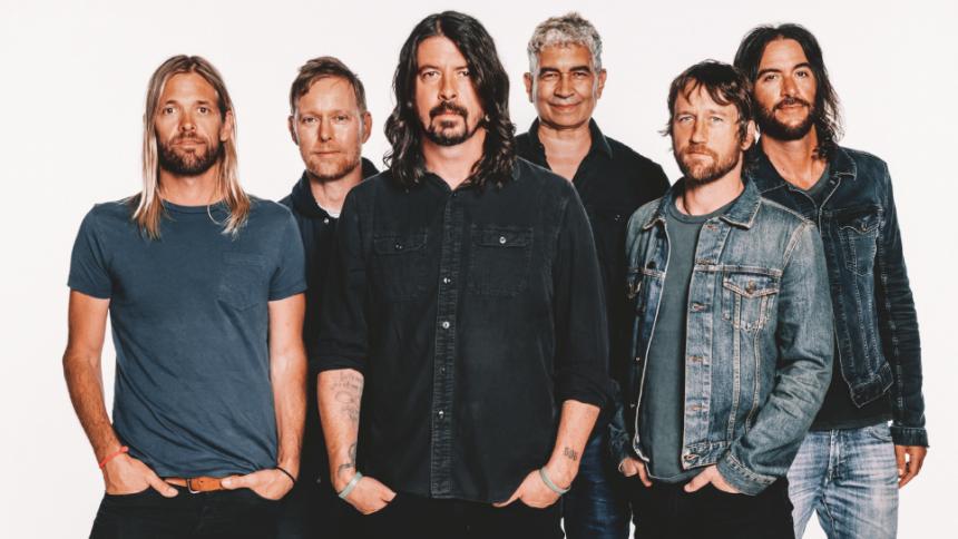 Foo Fighters-medlemmen tar sitt soloprojekt till Sverige