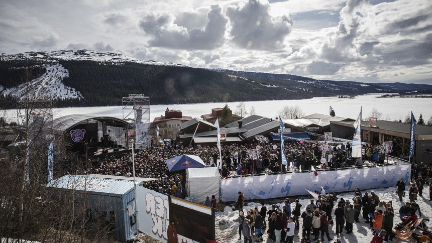 Musik- och vintersport-festivalen återvänder och expanderar