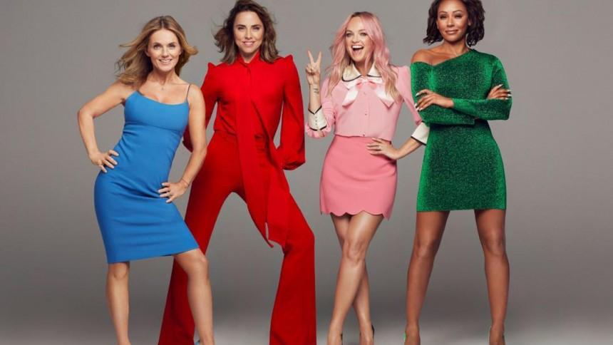 Beckham kommenterar Spice Girls comeback