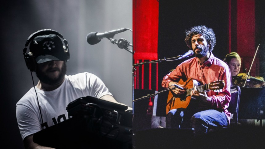 Bon Iver och José Gonzalez gör gemensam sak i Sverige