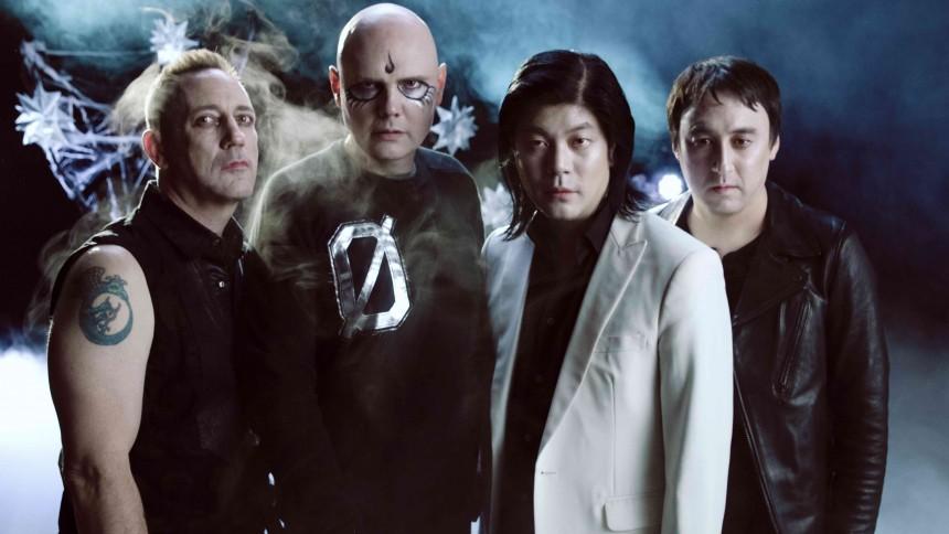 Billy Corgan + berg- och dalbana = viral succé