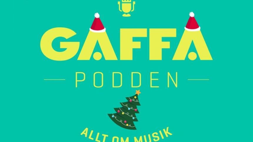 GAFFA-Podden #5 – Flest jullåtar vinner