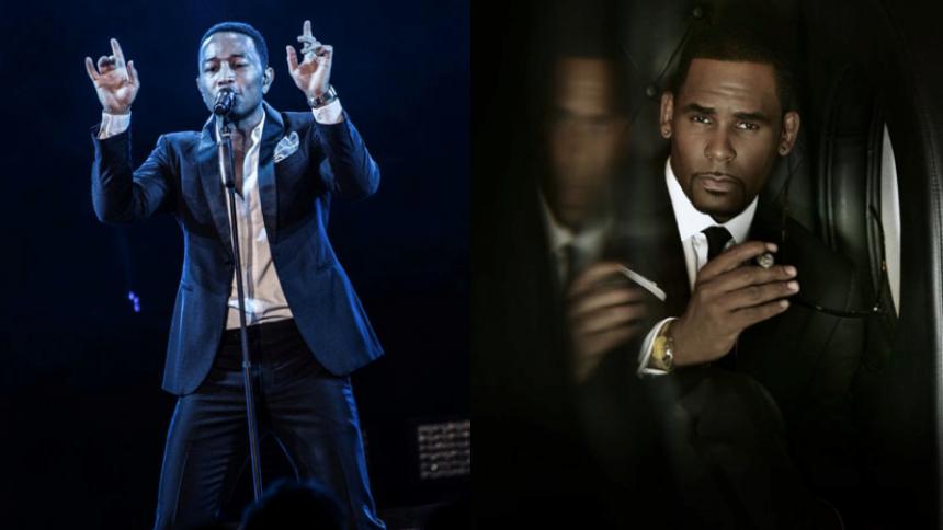 John Legend beskyller R. Kelly för pedofili