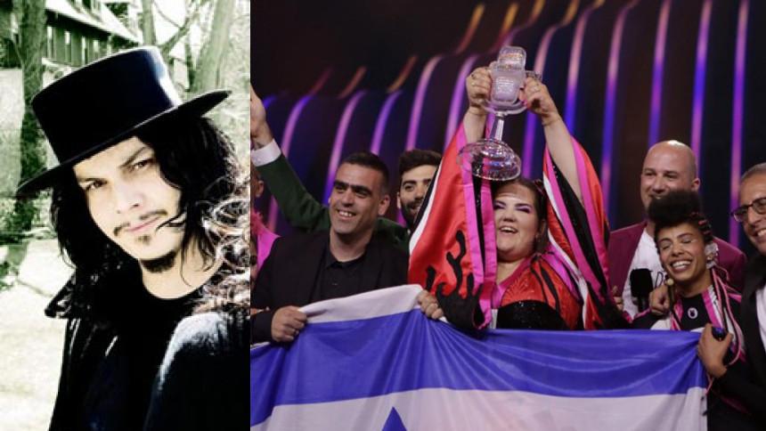 Nu är Jack White officiellt delaktig i Eurovision-vinsten