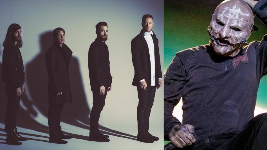 """Slipknot-frontaren: """"De har tagit Nickelbacks plats som världens mest hatade band"""""""