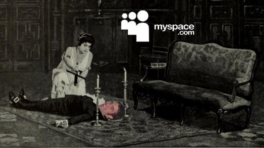 Förlorad musik från MySpace räddad