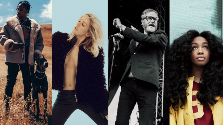 "The National, A$AP Rocky, Ellie Goulding m.fl. släpper ""Game Of Thrones-album"""