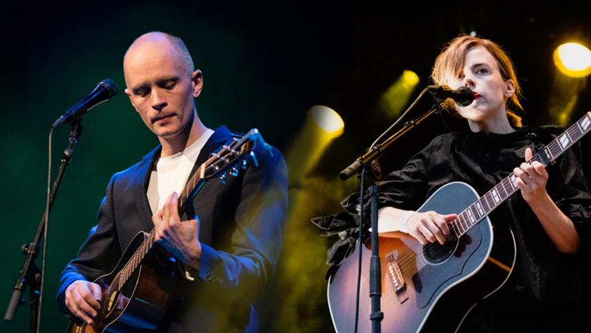 Jens Lekmans och Annika Norlins brevväxling släppt som album