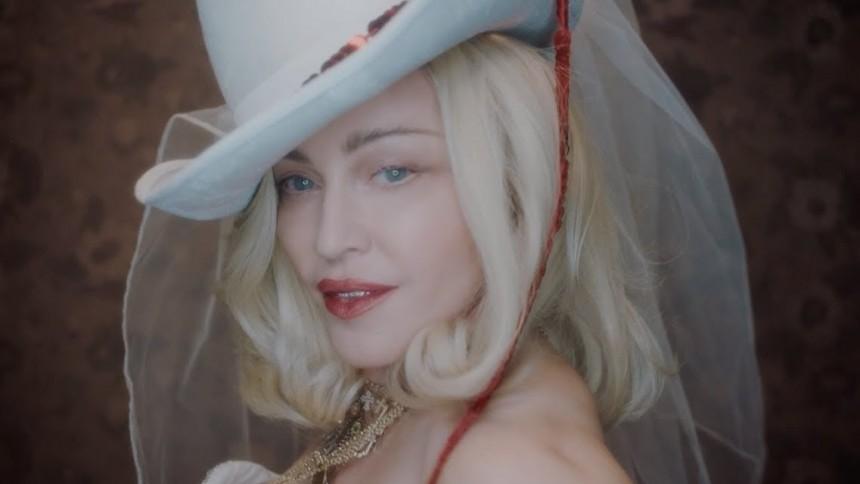Madonna avslöjar nytt album – och alter ego