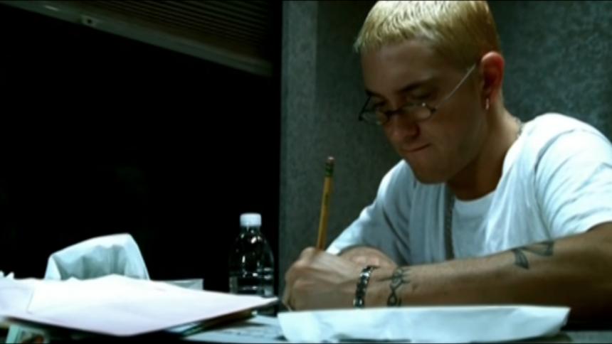 Eminem stämmer Spotify