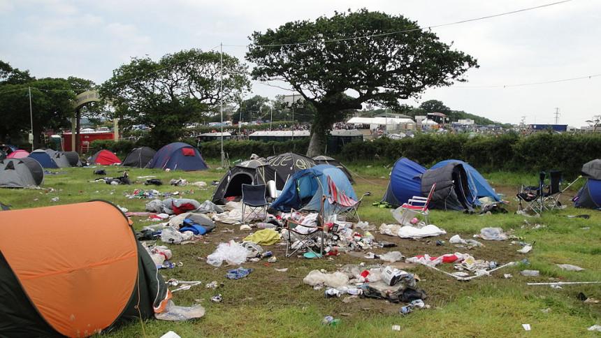 Brittiska festivaler blir plastfria – svensk festival vill gå i samma spår
