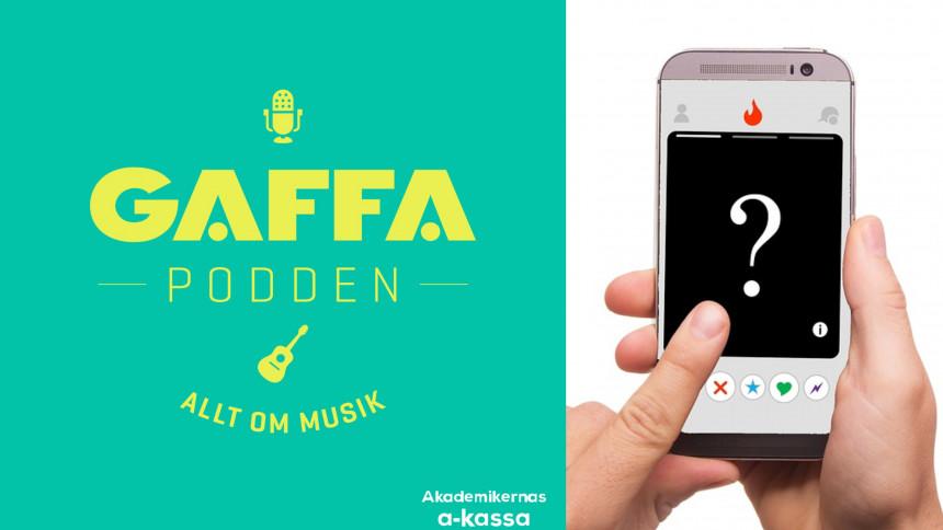 GAFFA-Podden #23 – Har James Hetfield Tinder?