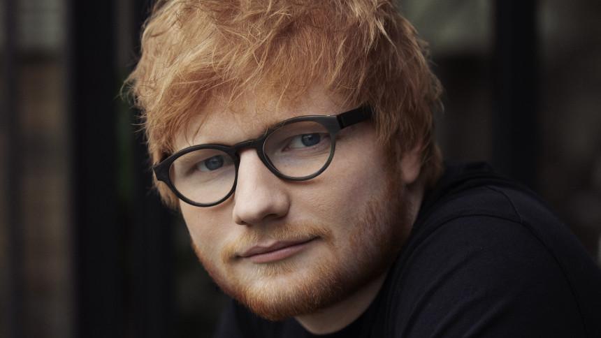Ed Sheeran inte dating Taylor Swift