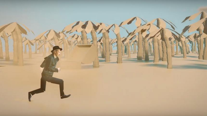 PREMIÄR: Animationer och pappdockor i jakten på det som alla söker