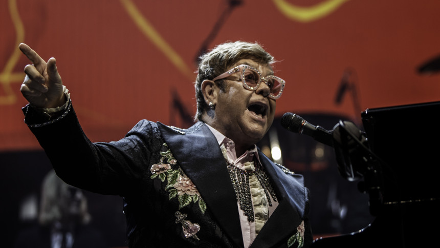 Elton John - Farewell Yellow Brick Road, Platinumbiljetter