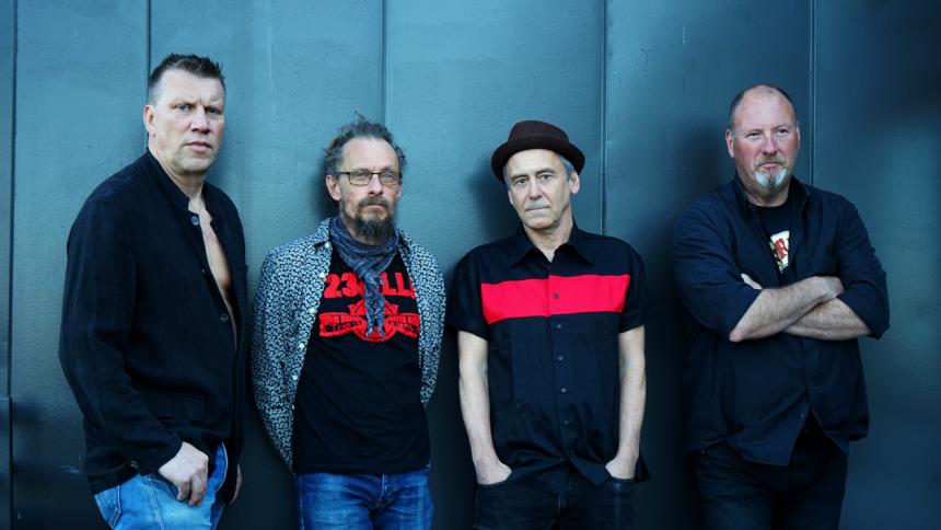 PREMIÄR: Svenska punkikoner släpper ny musik – 23 år senare
